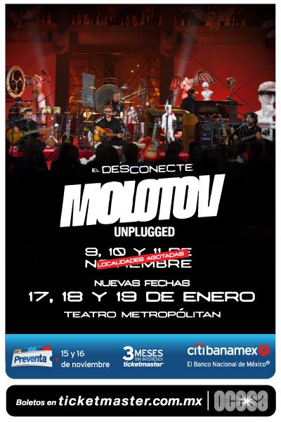 Molotov - El Desconecte
